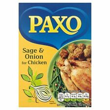 Paxo Sage And Onion Stuffing Mix 190G Boxed English made Sunday roast dinner
