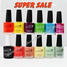 SUPER SALE CND Vinylux 12 pc - OPEN ROAD & PARADISE Collection + Weekly Top Coat