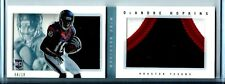 2013 Panini Playbook Rookie Booklet DeAndre Hopkins Rare SSP D # 04/10 Texans