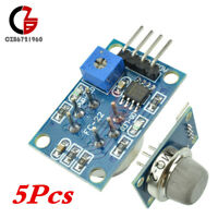 5PCS MQ2 Gas Sensor Module Smoke Butane Methane Detection Detector for Arduino