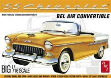 Amt 1134 1/16 1955 Chevy Bel Air Convertible Plastique Modèle Kit