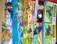 """Japanese Language""Plus Anima Vol.1-10 Complete Set"