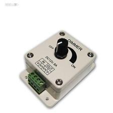 LED Dimmer zB für SMD 12V DC / 8A / 96W zum dimmen von Streifen LEDs PWM