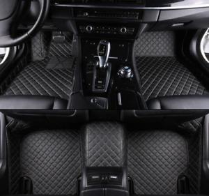 For BMW 3 Series E90 E92 E93 2005-2011 luxury custom Car Floor Mats