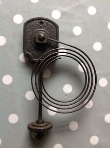 Clock Chime Gong 160X100mm  Antique Mantle Clock Spare Part