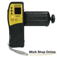 Laser Level Receiver Detector for Red Beam Cross Line Laser Level