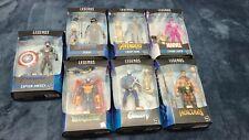 Marvel Legends Avengers Endgame Thanos BAF COMPLETE ALL MISP with THANOS Walmart