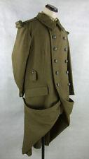 WW2 France French M22 M35 Wool Great Coat Overcoat