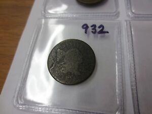 1797 U.S. Half Cent Plain Edge AG (932)