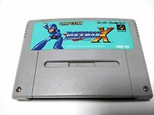 ROCKMAN X /Cartridge Only/ S Famicom SFC SNES /Japanese Ver.