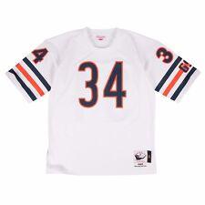 100 Authentic Walter Payton Mitchell & Ness 1985 Bears NFL Jersey Size 44 (l)