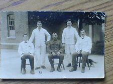 WW1 Catering staff??