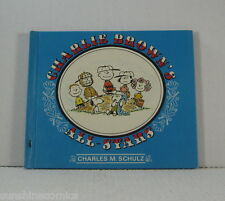 Charlie Brown's All-Star 1st Edition 1966 Charles Schultz World Publishing