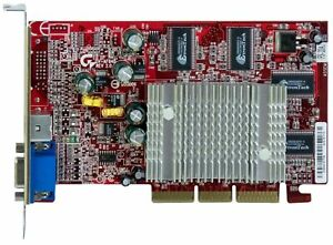 GIGABYTE ATI RADEON 9000 PRO 64MB GV-AF64D AGP