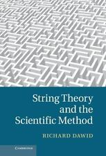 String Theory and the Scientific Method, Dawid, Richard, New Book