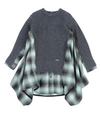 •••Dsquared2 Kids Top/Dress 6Y Lead New•••