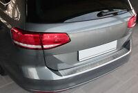 LADEKANTENSCHUTZ EDELSTAHL MATT für VW PASSAT B8 VARIANT + ALLTRACK ab 2014