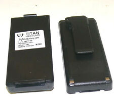 2Pack 1100mAh BP-195 BP-196 Battery ft ICOM IC-A4E IC-F3S IC-F4S IC-F4TR IC-T2A
