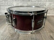 """Ludwig Accent Combo Snare Drum 14"""" x 6.5"""" Wooden Shelled 8 Lug #SN709"""