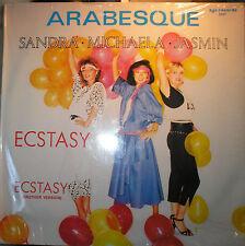 """Arabesque - Ecstasy - (another Version) - 12""""Maxi von 1986 - original verpackt"""