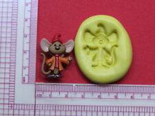 Fairy Tail Mouse Silicone Mold A961 Acrylic Resin for Edible Candy Wax Soap