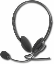 Dynex Stereo Headset with Noise-Canceling Microphone DX-28