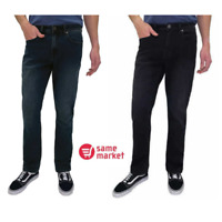 NEW!!! Buffalo Men's Super Plush AXEL-X Slim Stretch Jeans Size&Color VARIETY!!!