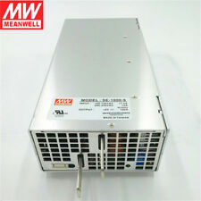 1pc New MEAN WELL Switching Power Supply SE-1000-9 (9V 100A )