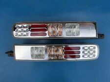 JDM Nissan Cube AUTECH Tail Rear Bumper Light Lamps Z11 BZ11 LED Pairs 02-08 OEM