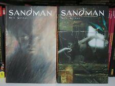 SANDMAN - VOLUMEN 1 y 2 - ECC Tapa Dura  - NUEVOS + REGALOS !!!! Neil Gaiman
