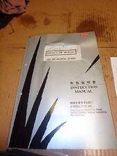 Toyoda CNC Universal Cylindrical Grinder GU4 Operation Manual