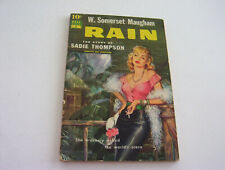 RAIN  1951  DELL #2   W. SOMERSET MAUGHAM   STORY OF SADIE THOMPSON