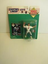 "Kenner Starting Lineup 1995 Football Drew Bledsoe Patriots 5+"" Action Figure"
