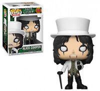 Funko POP! Rocks Alice Cooper Vinyl Figure [White Top Hat]