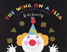 The Wing on a Flea: A Book about Shapes-ExLibrary