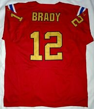 New ListingNew (Other) Men's Nike Tom Brady Patriots Jersey Special Edition Red Size M/44