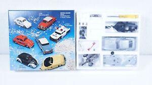 SCHUCO/ MICRO RACER--Opel GT..BAUSATZ  / 4 E