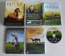 COFFRET 3 DVD PAL FLICKA L'INTEGRALE DE LA SGA MON AMIE LE FILS L'HERBE VERTE