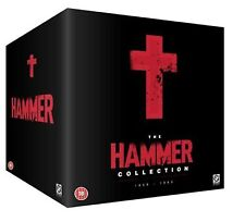 The Ultimate Hammer Collection DVD 2006 Christopher Lee Peter Cushing NEW