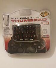 Teclado  mando/controller PlayStation 3/Ps3 inalambrico MadCatz NUEVO,ORIGINAL!!