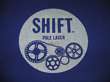 New Belgium Brewing Shirt Shift Pale Lager Beer Mens Large
