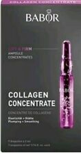 Babor Anti-age Collagen  Fluid 7 Ampoules X 2 Ml Ea NEW IN BOX EXP 2/21