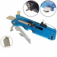 Multifunction Manual Glass Tile Cutter Sharpener Cutting Tools Craft Hand Gadget