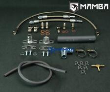 MAMBA Turbo Oil & Water Line Kit Mitsubishi 4G15T Colt CZT Ralliart R TF035HM