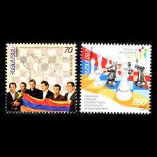Armenia 2009 - Chess Olympiade - Sc 802/3 MNH