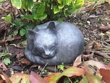 Pewter Cat Urn