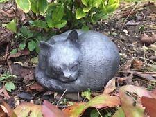 Pewter Cat Urn