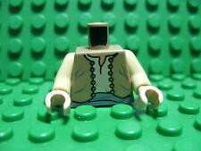 Lego NEW tan merchant vest torso - Prince of Persia