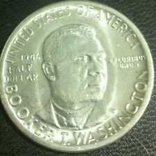 1946 S Booker T. Washington Commemorative Half Dollar Near GEM BU RPM? DDO?