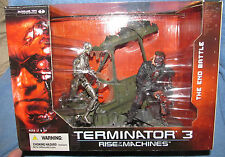 "McFarlane Terminator 3 : Rise Of The Machines ""The End Battle"" Boxset   2003"